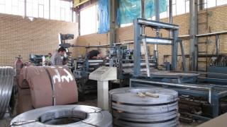 طراحی سیستم هیدرولیک برش ورق